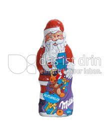Produktabbildung: Milka Weihnachtsmann Alpenmilch 130 g