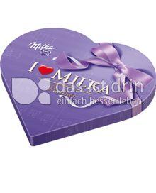 Produktabbildung: Milka I love Milka Pralinés Geschenkherz 30 St.