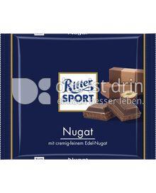 Produktabbildung: Ritter Sport Nugat 100 g