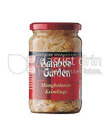 Produktabbildung: Bamboo Garden Mungobohnen-Keimlinge 330 g