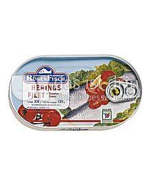 Produktabbildung: Rügen Fisch Heringsfilet 200 g