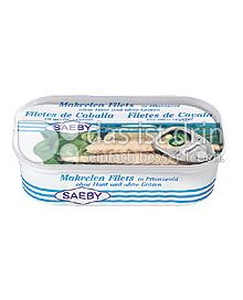 Produktabbildung: Saeby Makrelenfilet 125 g