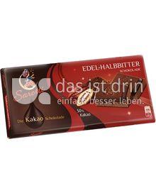 Produktabbildung: Sarotti Edel-Halbbitter 100 g
