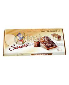 Produktabbildung: Sarotti Butter Nougat 100 g