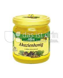 Produktabbildung: Allos Bio-Akazienhonig 500 g