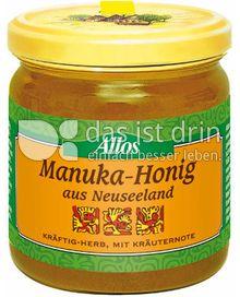 Produktabbildung: Allos Manuka-Honig 500 g
