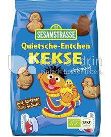 Produktabbildung: Allos Quietsche-Entchen-Kekse 150 g