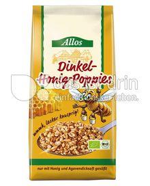 Produktabbildung: Allos Dinkel-Honig-Poppies 300 g