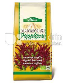 Produktabbildung: Allos Gepoppter Amaranth 125 g