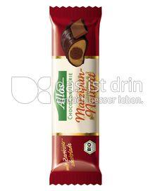 Produktabbildung: Allos ChocoConfiserie Marzipan-Nougat-Riegel 35 g