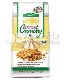 Produktabbildung: Allos Amaranth-Crunchy Pur 400 g