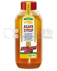 Produktabbildung: Allos Agave Syrup 900 ml