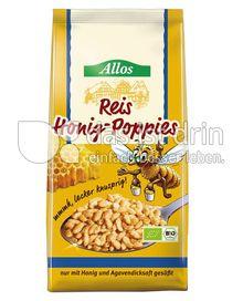 Produktabbildung: Allos Reis-Honig-Poppies 200 g
