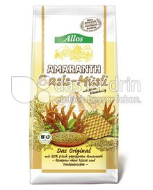 Produktabbildung: Allos Amaranth-Basis-Müsli 500 g