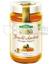 Produktabbildung: Allos Frucht-Auslese Orange-Ingwer 250 g
