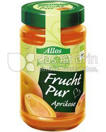 Produktabbildung: Allos Frucht Pur Aprikose 250 g