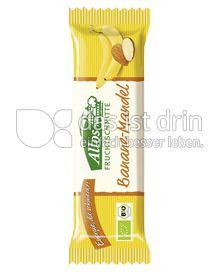 Produktabbildung: Allos Banane-Mandel-Fruchtschnitte 40 g
