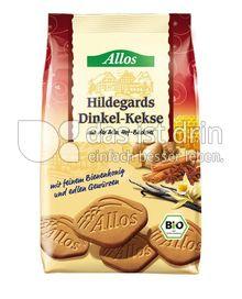Produktabbildung: Allos Hildegards Dinkel-Kekse 125 g