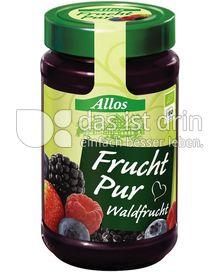 Produktabbildung: Allos Frucht Pur Waldfruch 250 g
