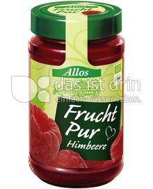 Produktabbildung: Allos Frucht Pur Himbeere 250 g