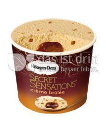 Produktabbildung: Häagen-Dazs Secret Sensations Crème Brûlée