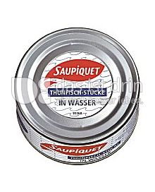 Produktabbildung: Saupiquet Thunfisch-Stücke 185 g