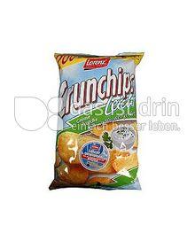 Produktabbildung: Crunchips Crème Fraîche 175 g