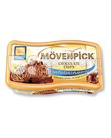 Produktabbildung: Mövenpick Creme Vanilla & Chocolat Chips