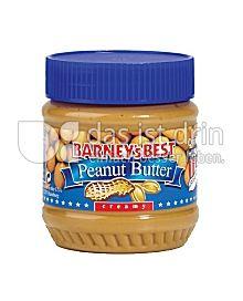 Produktabbildung: Barney`s Best Peanut Butter creamy 350 g