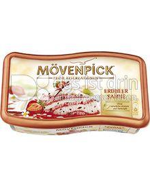 Produktabbildung: Mövenpick Erdbeer Sahne 900 ml