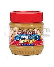 Produktabbildung: Barney`s Best Peanut Butter crunchy 350 g