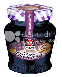 Produktabbildung: Schwartau extra Holsteiner Pflaumenmus 330 g
