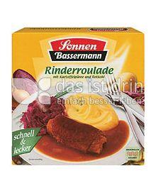 Produktabbildung: Sonnen Bassermann Rinderroulade 480 g