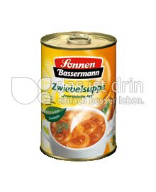 Produktabbildung: Sonnen-Bassermann Zwiebel Suppe 400 ml