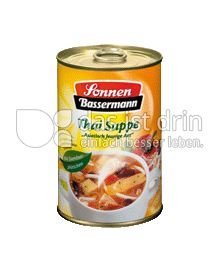 Produktabbildung: Sonnen-Bassermann Thai Suppe 400 ml