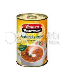 Produktabbildung: Sonnen-Bassermann Gulaschsuppe 400 ml