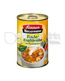 Produktabbildung: Sonnen-Bassermann Rinder Kraftbrühe 400 ml
