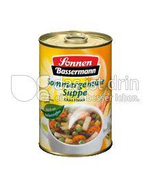 Produktabbildung: Sonnen-Bassermann Sommergemüse Suppe 400 ml