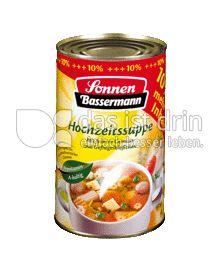 Produktabbildung: Sonnen-Bassermann Hochzeitssuppe 400 ml