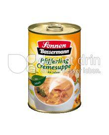 Produktabbildung: Sonnen-Bassermann Pfifferling Cremesuppe 400 ml