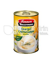 Produktabbildung: Sonnen-Bassermann Spargel Cremesuppe 400 ml