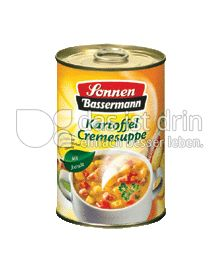 Produktabbildung: Sonnen-Bassermann Kartoffel Cremesuppe 400 ml