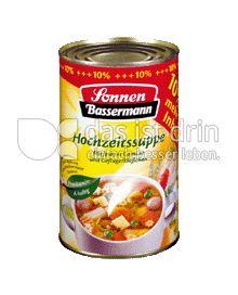 Produktabbildung: Sonnen-Bassermann Hochzeitssuppe 440 ml