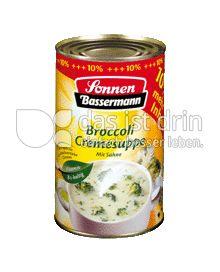 Produktabbildung: Sonnen-Bassermann Broccoli Cremesuppe 440 ml