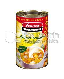 Produktabbildung: Sonnen-Bassermann Hühner Bouillon 440 ml