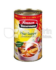 Produktabbildung: Sonnen-Bassermann Thai Suppe 440 ml