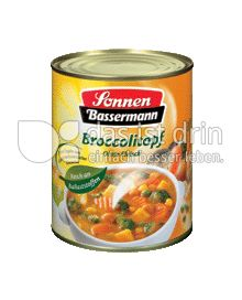 Produktabbildung: Sonnen-Bassermann Broccolitopf 800 g