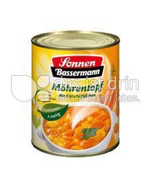 Produktabbildung: Sonnen-Bassermann Möhrentopf 800 g