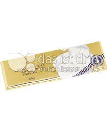 Produktabbildung: Lindt Alpenvollmilch Extra 100 g
