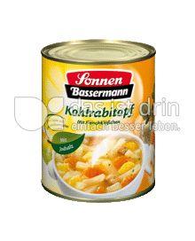 Produktabbildung: Sonnen-Bassermann Kohlrabitopf 800 g